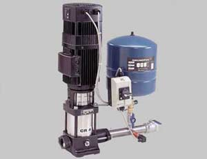 הגברת לחץ מים באמצעות הידרופור