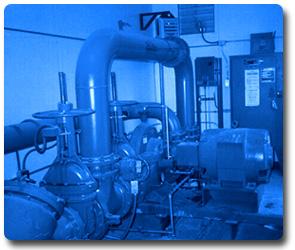 מערכת הגברת לחץ מים